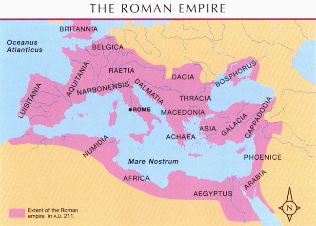 life during roman empire vs life today A glimpse of teenage life in ancient rome - ray laurence take a look at this exquisitely detailed lesson on life of a typical roman teenager two.